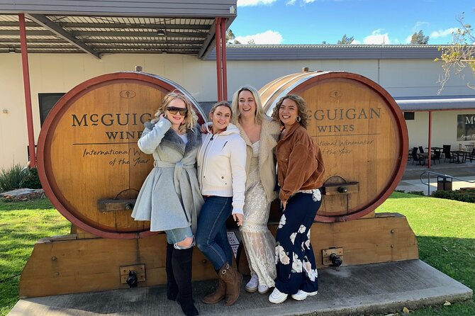 Private Day Tour of Hunter Valley Wineries, Hunter Valley, AUSTRALIA