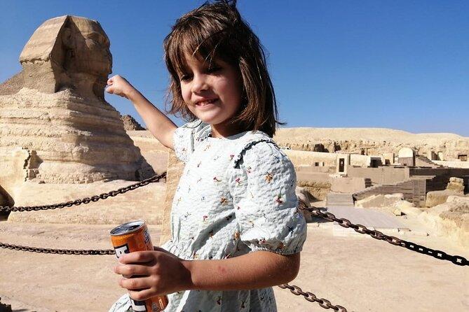MÁS FOTOS, Giza pyramids sphinx sakkara memphis from Cairo Giza hotel with expert guide