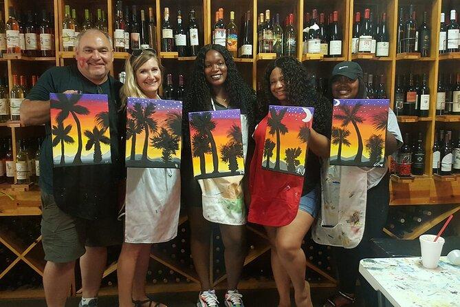 Paint & Sip, Pensacola, FL, ESTADOS UNIDOS