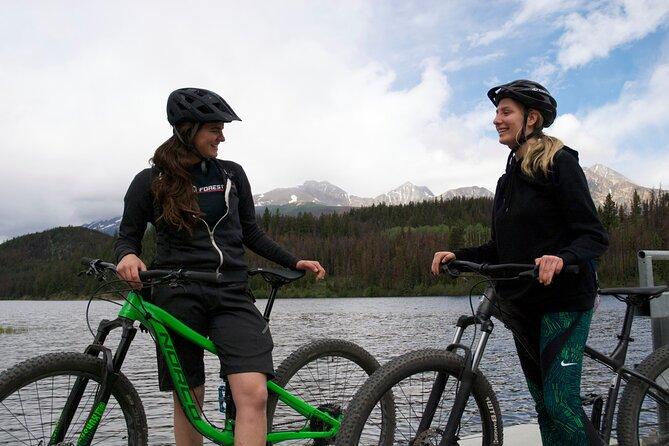 MÁS FOTOS, 1.5 Hours Private Mountain Bike Tour in Jasper National Park