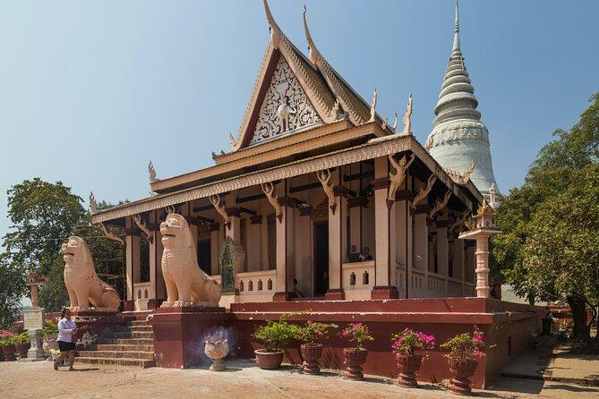 Phnom Penh Private Half-Day City Tour, Phnom Penh, CAMBOYA