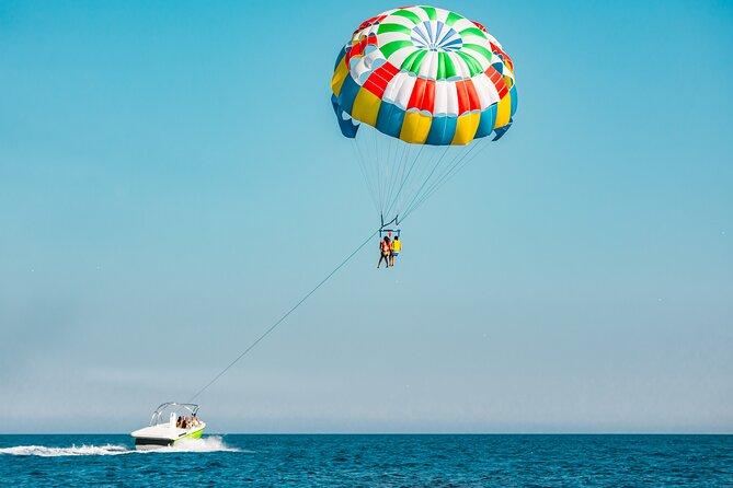 MÁS FOTOS, Mykonos Watersports: Parasailing