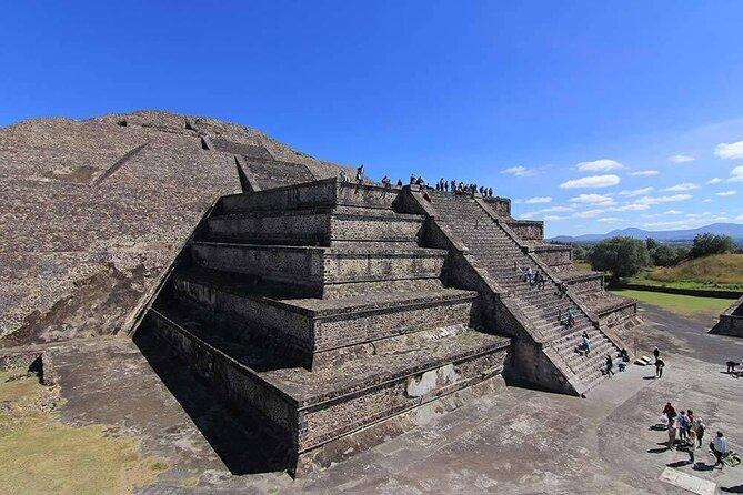 Turitour Discover the Amazing Pyramids of Teotihuacan, Ciudad de Mexico, MÉXICO