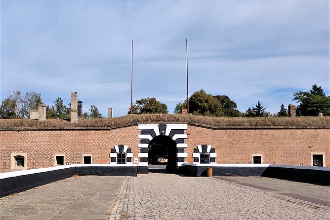 Our tour which is including admission ticket take you to the most significant places. With certified guide, you will be guided through Terezin - Concentration Camp.