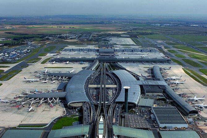 Traslado de ida e volta do aeroporto de Paris, Paris, França