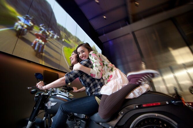 Discover culture and history through stories and interactive exhibits that celebrate expression, camaraderie and love for the sport. With an unrivaled collection of Harley-Davidson® motorcycles and memorabilia set on a 20-acre, park-like campus, the Harley-Davidson Museum is one of Milwaukee's top tourist destinations for visitors from around the globe. <br><br>Included with your General Admission:<br>• More than 450 motorcycles and artifacts, dating back to Serial Number One, the oldest known Harley-Davidson® motorcycle<br>• Stories of extraordinary products, people, history, and Harley-Davidson culture<br>• Never-before-seen Archives you can tour<br>• A world-class Museum space and outlying buildings, designed by Pentagram Architects<br>• A park-like campus nestled on the shores of the Menomonee River, with views of the city skyline<br>• Unique Harley-Davidson Museum-inspired gifts at The Shop<br>• Distinctive dining at MOTOR® Bar and Restaurant – no H-D Museum admission required