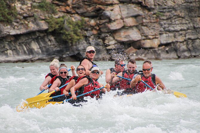 MÁS FOTOS, Rafting Athabasca Falls Run in Jasper