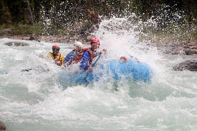 Excursão de 3,5 horas pelo Rio Sunwapta com aventura de rafting em Jasper, Jasper, CANADÁ