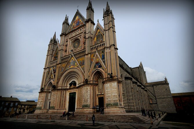 MAIS FOTOS, Orvieto and Civita di Bagnoregio including Underground Tour and Lunch