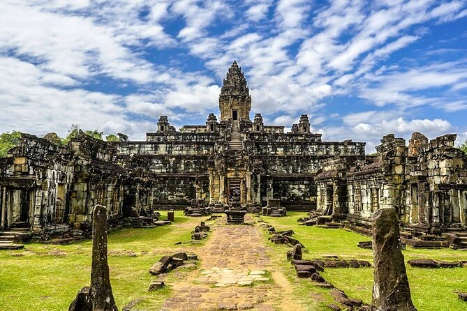 Rolous Group and Preah Khan - Private Day Tour, Angkor Wat, CAMBOYA