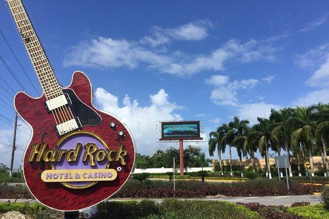 MÁS FOTOS, Traslado Ida y Vuelta Hard Rock Hotel Aeropuerto Punta Cana