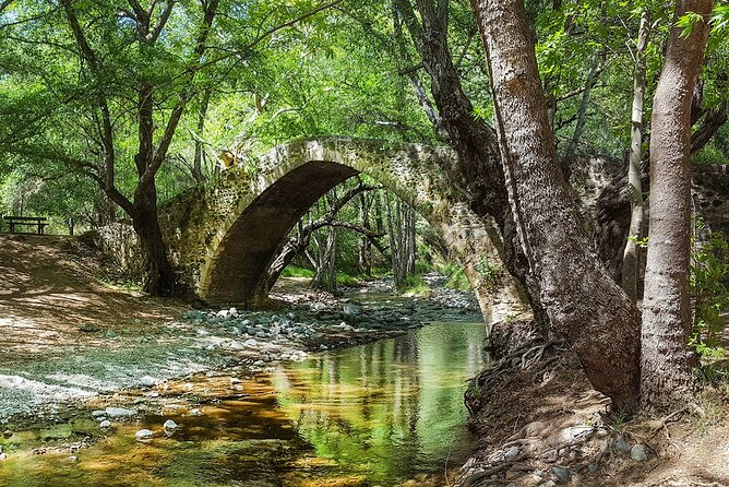 MÁS FOTOS, Full Day Tour in Troodos Mountains: Villages & Waterfalls