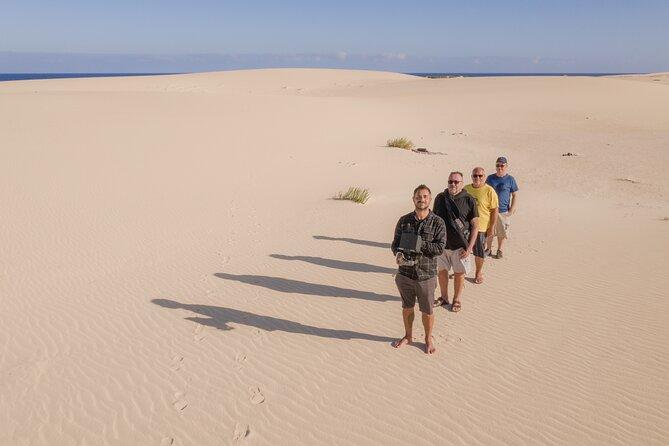 Private Walk in the Corralejo Desert with Aerial Photos., Fuerteventura, Espanha