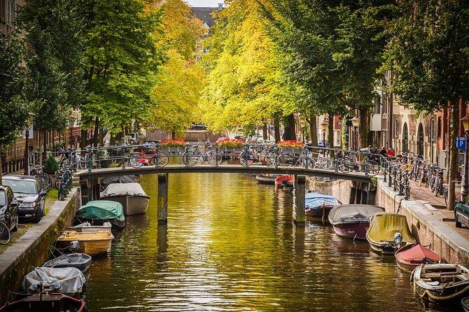 Excursão a pé pelo Bairro Judeu de Anne Frank em Amsterdã, Amsterdam, HOLANDA