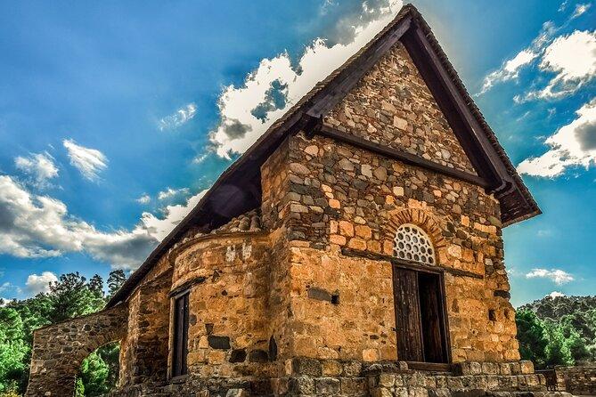 MÁS FOTOS, Full-Day Tour UNESCO Churches and Kalopanayiotis in Cyprus