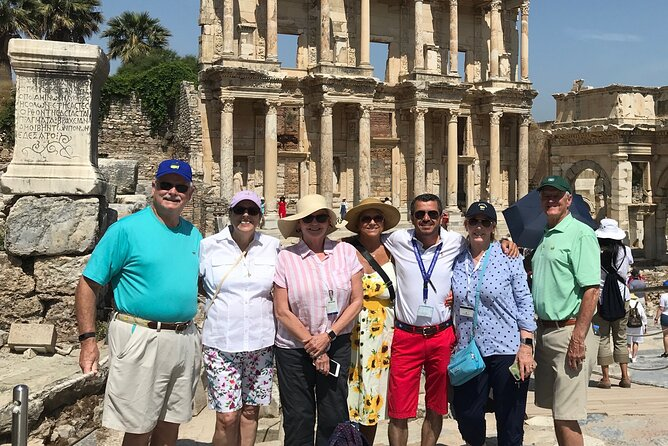 Highlights of Ephesus Tour From Selcuk Hotels, Selcuk , TURQUIA