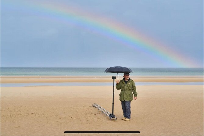 Normandy American & British D-Day Beaches Half Day Tour from Bayeux, Bayeux, FRANCIA