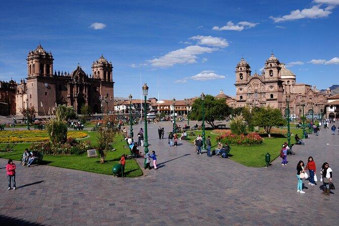 Half Day Cusco City Sightseeing, Cusco, PERU