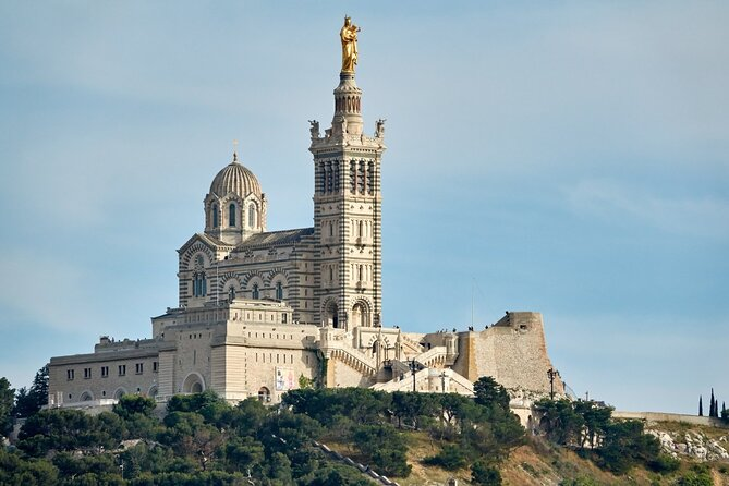 Marseille Self-Guided Audio Tour, Marsella, FRANCE