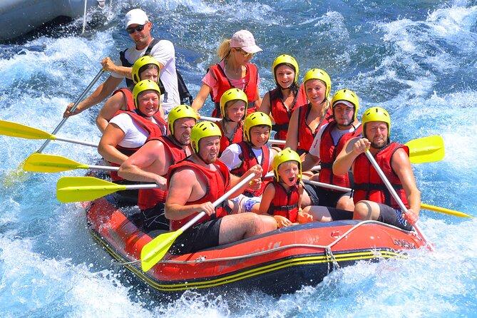 MÁS FOTOS, Whitewater Rafting at Koprulu Canyon Antalya