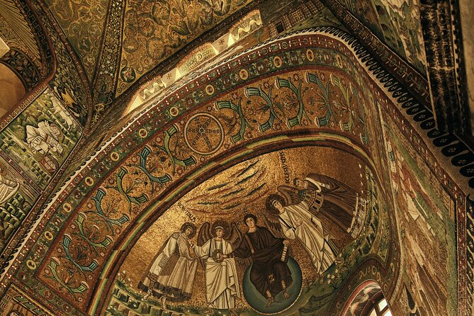 MAIS FOTOS, Private Walking Tour: Discover Ravenna's Stunning Mosaics