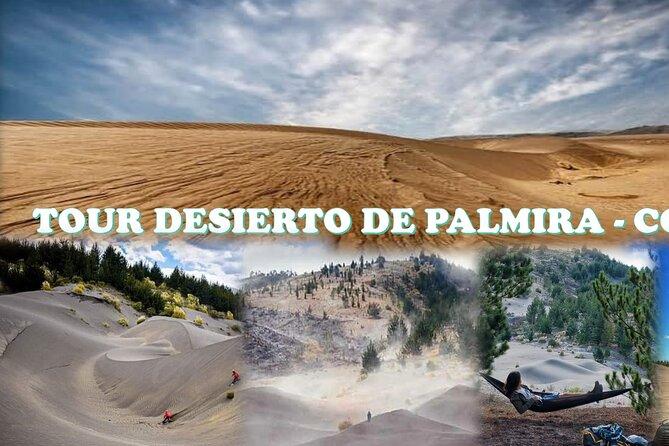 Que harás<br>• Visita al Desierto de Palmira<br>• Recorre la Laguna de Colta<br>• Admira la Iglesia de Balbanera<br>• Visita el Centro Histórico de Riobamba<br>Descubre la magia y belleza de los paisajes andinos, junto a historias y leyendas<br>INCLUYE:<br>• Transporte privado desde Quito<br>• Desayuno y almuerzo<br>• Entrada a Desierto de Palmira<br>• Entrada a Laguna de Colta<br>• Entrada a Iglesia Balbanera<br>• City tour Riobamba<br>• Guía<br>