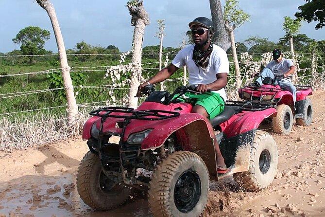 MÁS FOTOS, Buggy or ATV Eco Adventure from Punta Cana