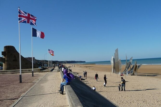 D Day Non-Guided Tour, ,