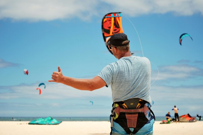 Learn to kite now! Full beginner course!, Puerto del Rosario, ESPAÑA