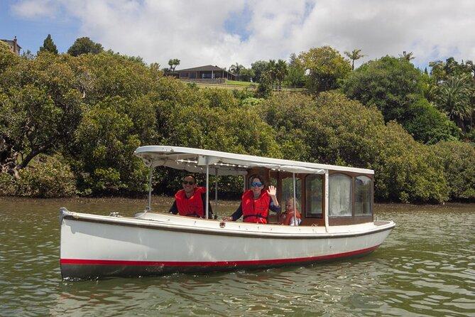 MÁS FOTOS, Electric Boats to explore Kerikeri river