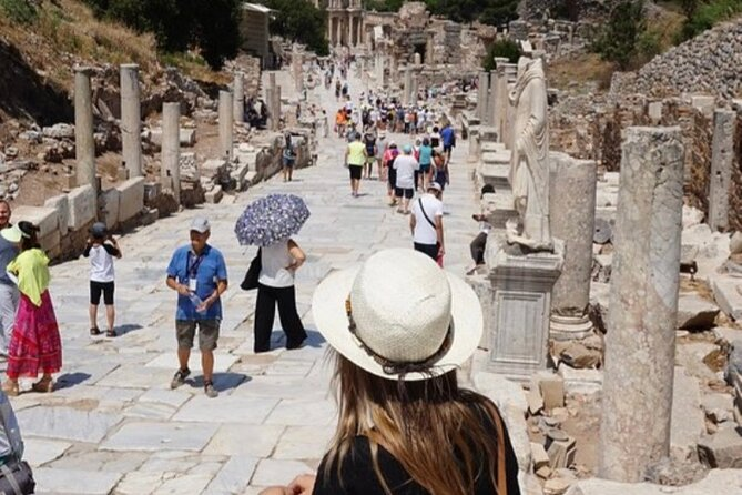 Private Tour: Half Day Easy Ephesus Private Tour for Cruisers from Kusadasi Port, Selcuk , TURQUIA