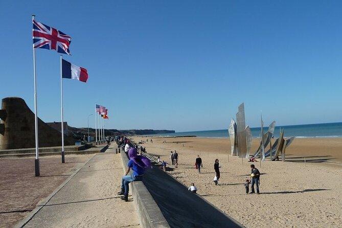 D DAY Landing Beaches Tour (Shore Excursion), El Havre, FRANCIA