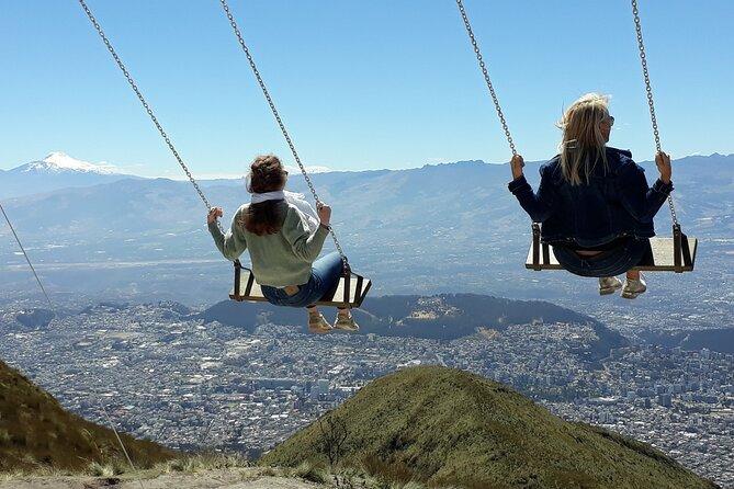 Excursión de día completo a la Mitad del Mundo, teleférico y recorrido por la ciudad de Quito, Quito, ECUADOR