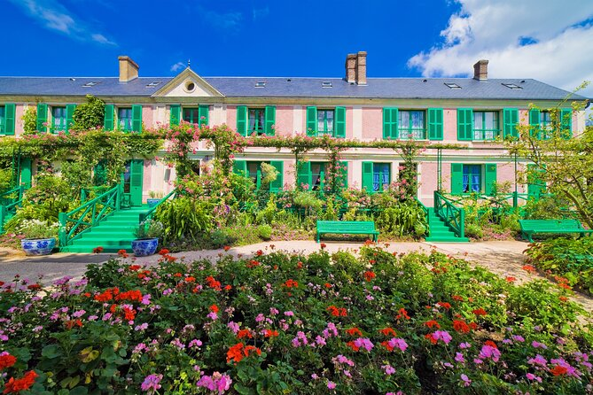 Giverny Tour from Le Havre/Honfleur (Monet's House and Garden), El Havre, FRANCIA