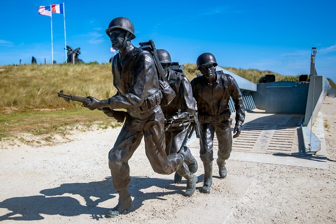 D DAY Landing Beaches Tour from Le Havre, El Havre, FRANCIA