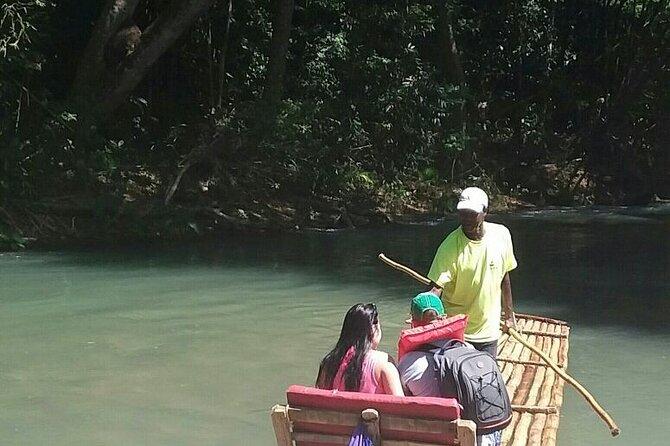Plantation River Tour: Farm Tour, Rafting and Falmouth Highlight, Runaway Bay, JAMAICA