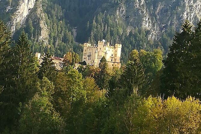 Private Day Tour to Neuschwanstein, Linderhof and Oberammergau from Munich, Munich, GERMANY