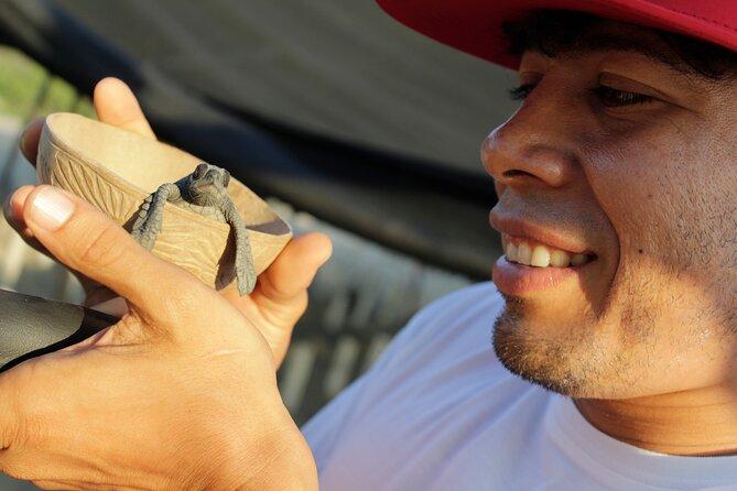 Sea Turtle Release in Puerto Escondido, Puerto Escondido, MÉXICO