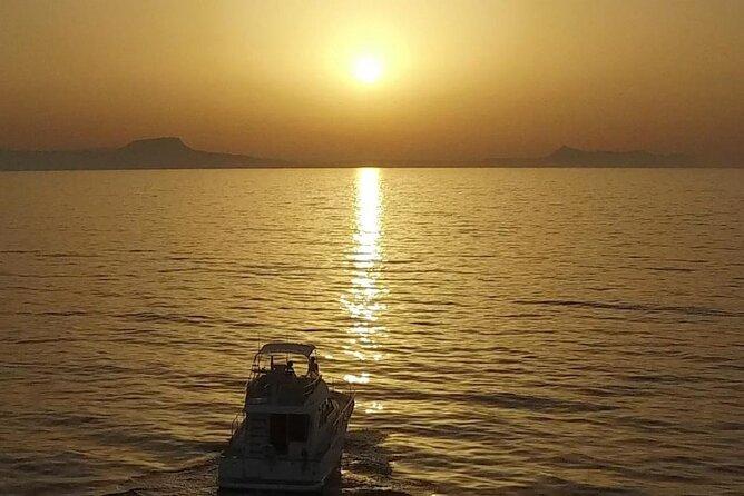 Sunset Private Yacht Cruise, La Canea, Grécia
