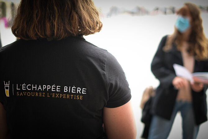 MAIS FOTOS, Treasure Hunt and Beer Tasting in Lille