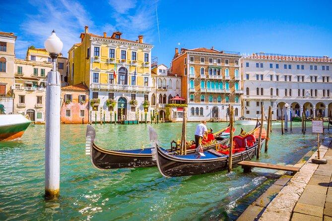 Venice: Guided Walking Tour & Private Gondola Ride, Veneza, Itália