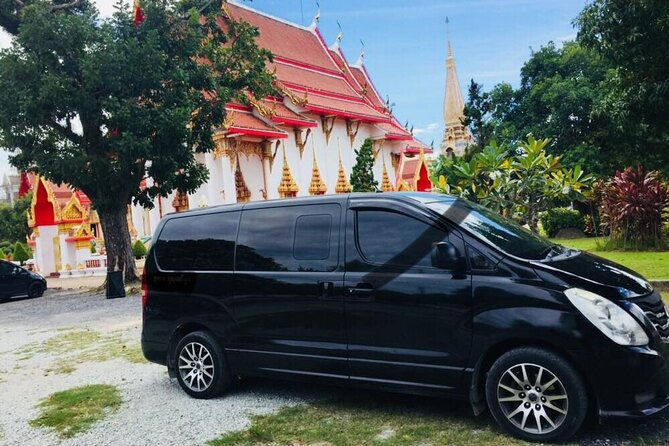 MÁS FOTOS, SUV CAR Private Transfer from Phuket Airport to Khao Lak