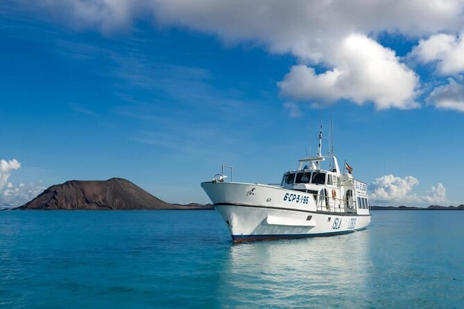 MAIS FOTOS, Ferry to Isla de Lobos: round-trip tickets from Corralejo