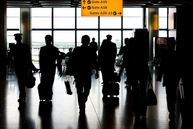 Traslado privado desde el aeropuerto Charles de Gaulle a París, Paris, FRANCIA