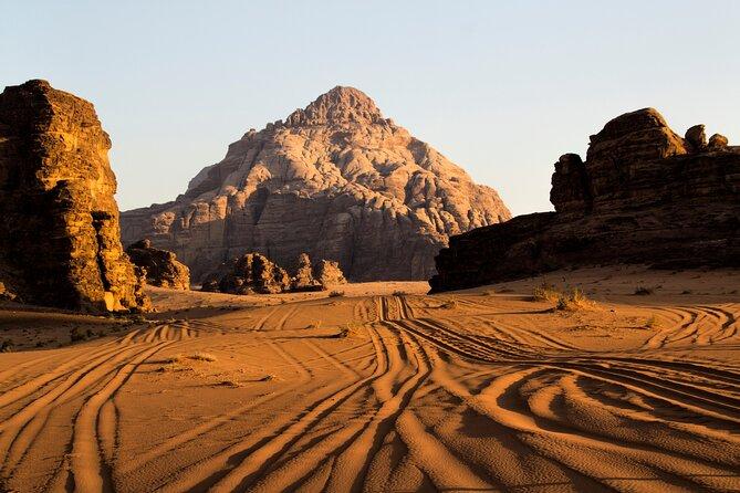 MÁS FOTOS, Petra and Wadi Rum 2 day tour from Jerusalem