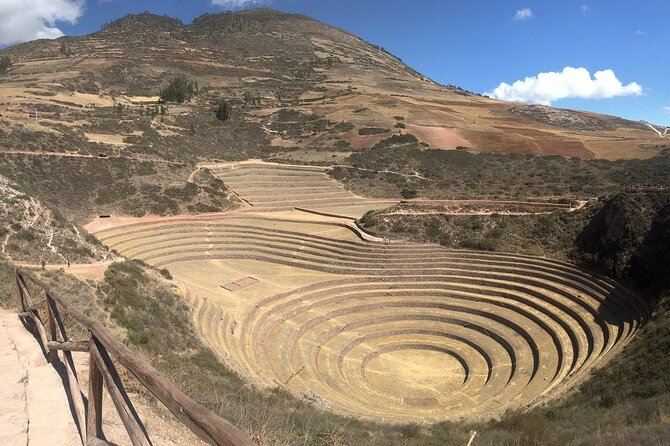 Full-Day Tour of Moray Salinas de Maras and The Sacred Valley from Cusco, Machu Picchu, PERU