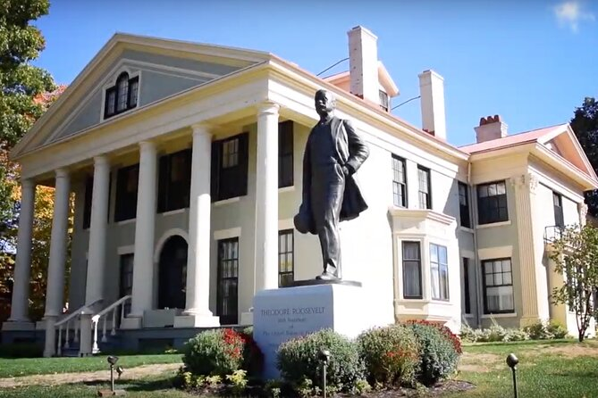 MAIS FOTOS, Theodore Roosevelt Inaugural National Historic Site Admission and Guided Tour