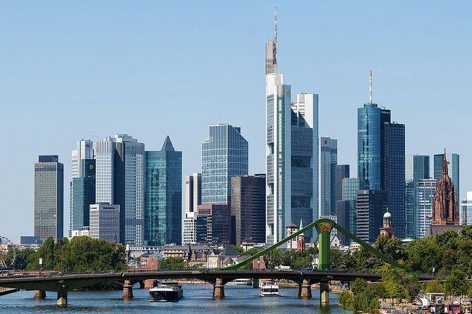 Departure Private Transfer from Frankfurt to Frankfurt Airport FRA by Luxury Car, Frankfurt, GERMANY