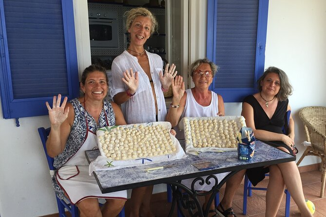 MÁS FOTOS, Private Cooking Class and Market Visit with Lunch in Lipari