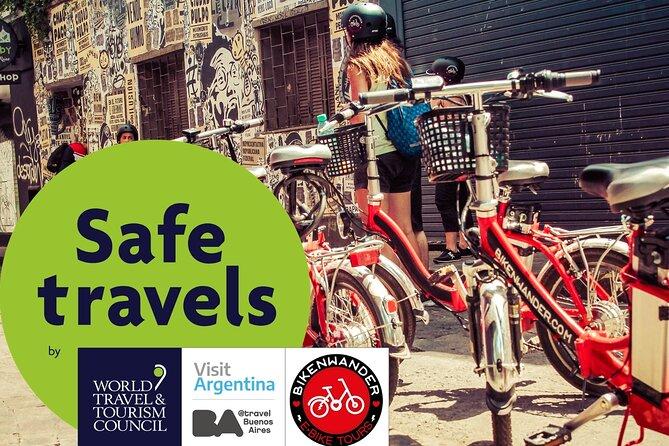 MÁS FOTOS, E-Bike n' Wander through Buenos Aires